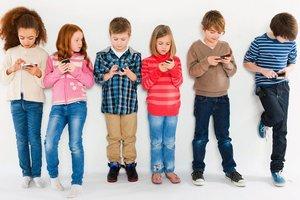 Ученые доказали вредность долгого использования гаджетов детьми