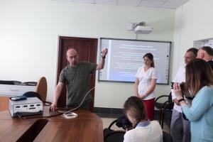 В больнице № 40 г. Сестрорецка освоили инновационный метод лечения предракового состояния пищевода