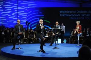 В Москве прошел Международный междисциплинарный саммит «Сахарный диабет и сердечно-сосудистые заболевания»