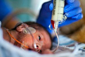 В перинатальных центрах прошли мероприятия, приуроченные к Всемирному дню недоношенного ребенка